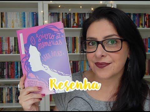 [Jovem Adulto/YA] O livro de memórias - Lara Avery | Ju Oliveira