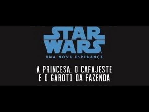 Star Wars: A Princesa, o Cafajeste e o Garoto da Fazenda, de Alexandra Bracken