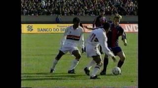 92トヨタカップサンパウロFCvsFCバルセロナ