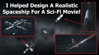 """Why The New Movie """"Stowaway"""" Uses A Very Clever Spacecraft Design To Go To Mars."""