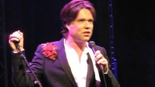 Rufus Wainwright:Almost Like Being in Love/ This Can't Be Love Medley: Toronto June 23 2016