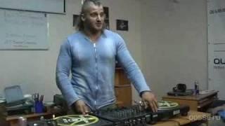 Аудио Школа Dj Грува - Мастер-класс Виктора Строгонова