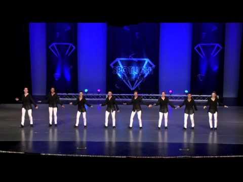 TITANIUM - Pam Rossi's Dance Ten [Upland]