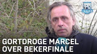 Vitesse-fan Marcel van Roosmalen doet gortdroog verslag van verloren bekerfinale   VERONICA INSIDE