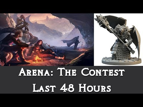 Arena The Contest Final 48 Hours