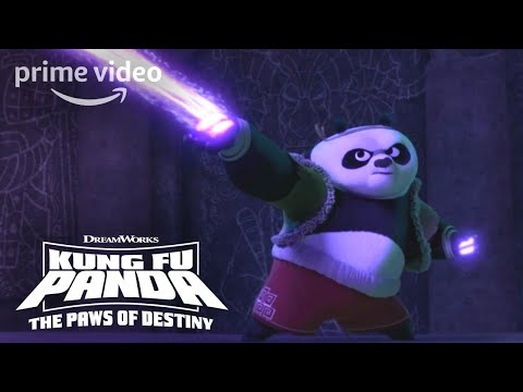 Kung Fu Panda: The Paws of Destiny Season 1 - Official Trailer | Prime Video Kids