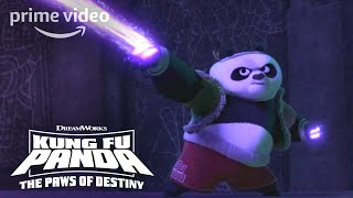 Kung Fu Panda: The Paws of Destiny Season 1 - Official Trailer   Prime Video Kids