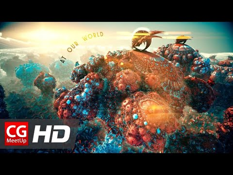 "CGI Animated Short Film HD: ""Our Fractal Brains"" by Julius Horsthuis"