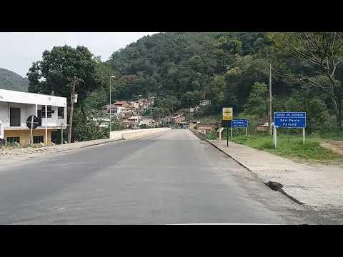 Divisa entre Paraná e São Paulo - Adrianópolis e Ribeira