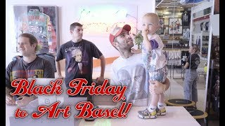 Black Friday to Art Basel! The Show by Round Two S4 Ep10