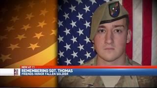 Sergeant Cameron H. Thomas - KIA