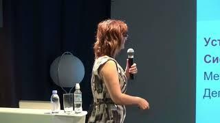 Анча Баранова   Здоровье здоровых людей  отойдите от эскалатора   Знание ВДНХ   YouTube