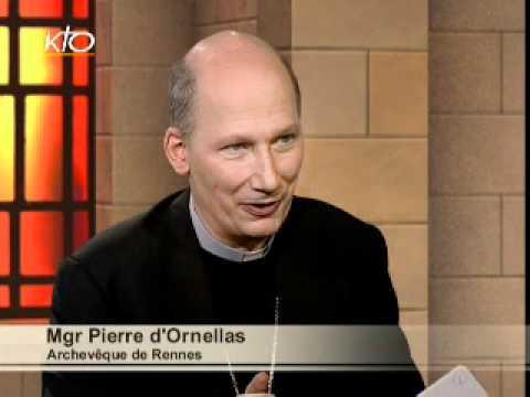 Mgr Pierre d'Ornellas - Diocès de Rennes