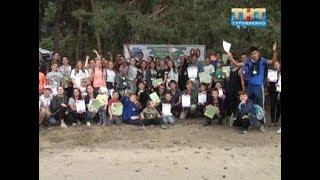 """""""Чистые игры"""" в Суровикино: 2 часа = 2,5 тонны мусора"""