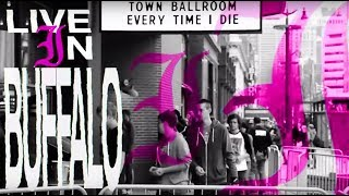 Every Time I Die  - Live in Buffalo unofficial HD DVD LEAK (Town Ballroom, March 31st 2012)
