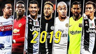 Лучшие футболисты мира 2019! Месси.Роналду,Неймар,Дибала,Мбаппе.
