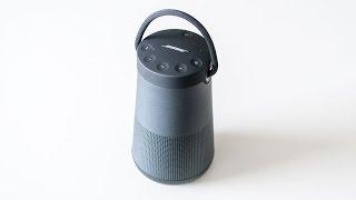 Bose Soundlink Revolve+ soundcheck