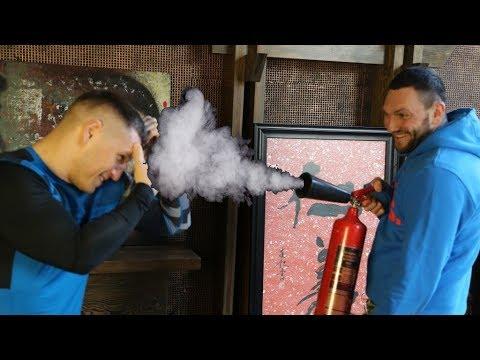 Что делать Если брызнули  газом из газового баллончика