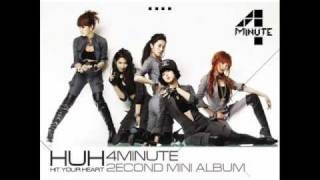 4Minute - Invitation