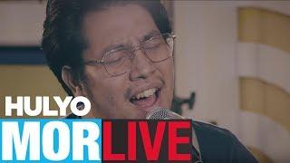 "#MORLive: Hulyo Performs ""Sandali Lang"""