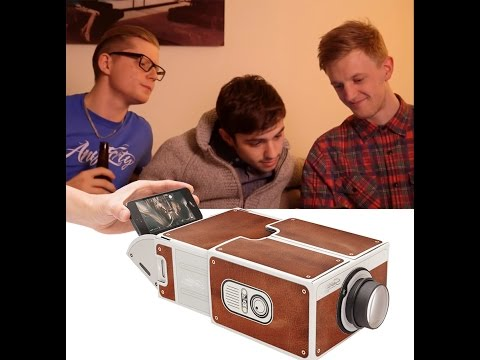 Video Proyektor Handphone Murah - Cocok untuk Nonton Film