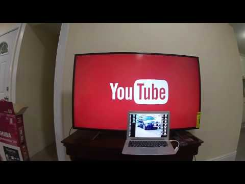 2016 Toshiba 49 Inch 4K TV Review