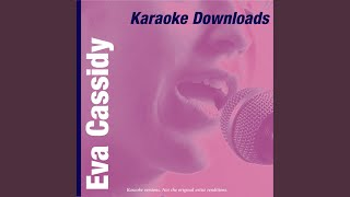 Stormy Monday (In The Style Of Eva Cassidy)