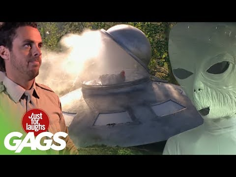 Just For Laughs Gags - Science Fiction Galore