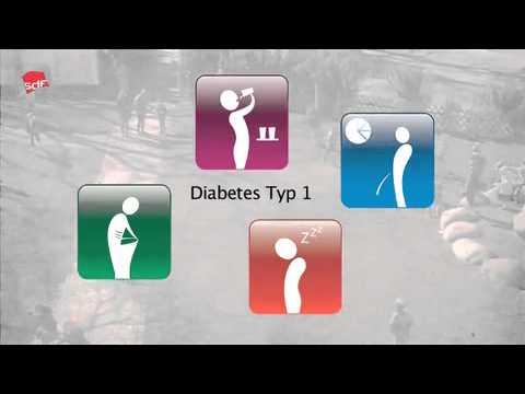 Ein Abführmittel kann für Diabetes genommen werden
