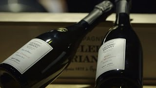 The home of the superstar of French wines: Champagne