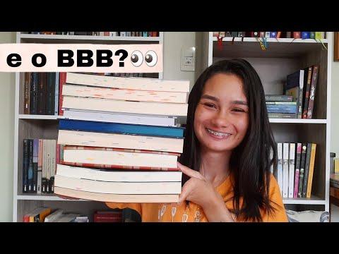 BOOKTAG: BBB - paredão literário! ?|| Amid Books