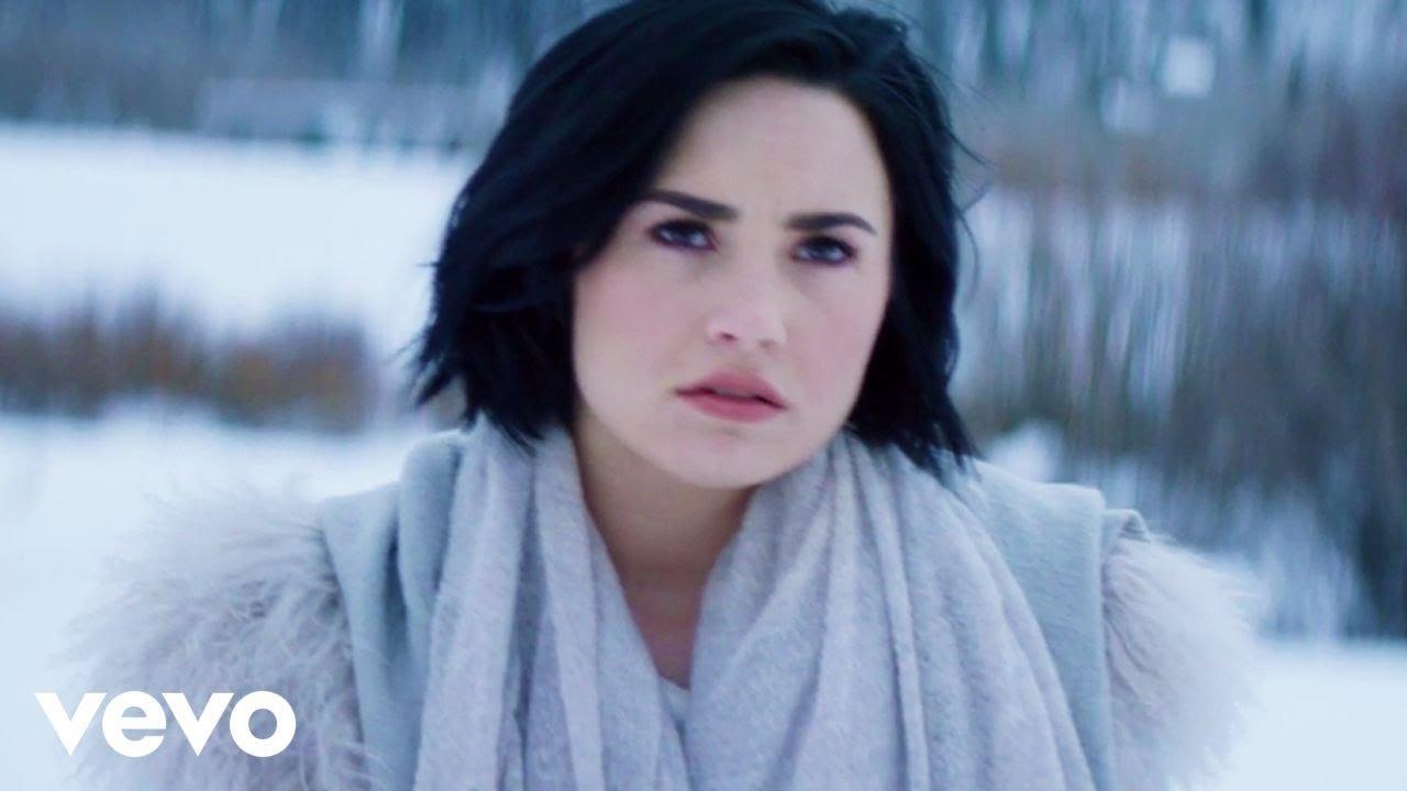 Demi Lovato Lyrics -stone cold song