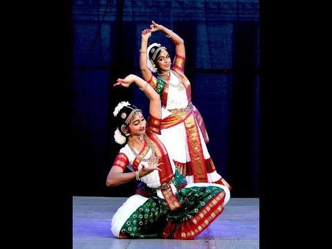 Smt. Shobha korambil & Harinie Jeevitha - Kuchipudi & Bharathanatyam Jugalbandh