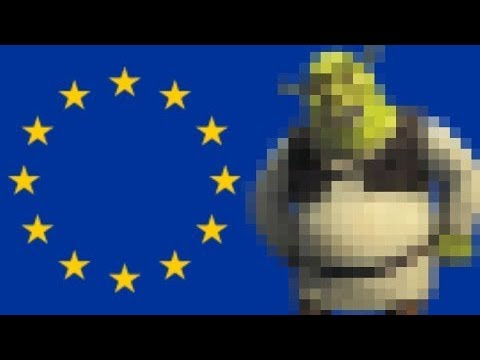 Shrek Intro but it's compliant with EU Copyright Directive Article 13