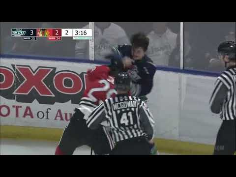Tyrel Bauer vs. Nick Cicek