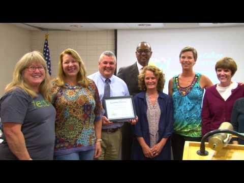 SI&A Videos | A2A Recognition Awards 2016: CUSD