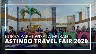 Jam Buka dan Harga Tiket Masuk Astindo Travel Fair 2020
