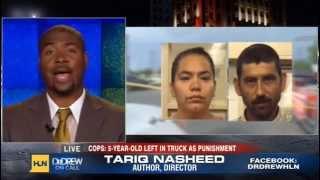Tariq Nasheed On HLN