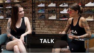 GGG: Sharlota A Letní Outfity / TALK