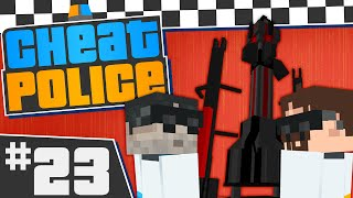 Minecraft - Marked For Death - Cheat Police #23 (Yogscast Complete Mod Pack)