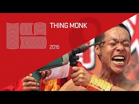 ThingMonk 2015: Sam Phippen – The Most Dangerous Game – Exposing sixth formers to power tools