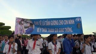 Chủ tịch nước Trần Đại Quang thăm, chúc Tết LLVT tại TP. Hồ Chí Minh