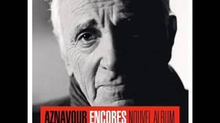 Charles Aznavour - Et moi je reste là
