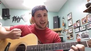 "Luke Combs ""Beer Never Broke My Heart"" Cover By Mathew Ewing"