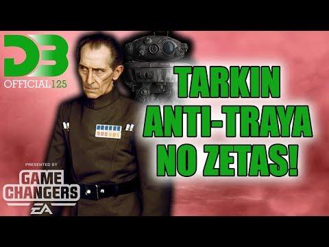 Tarkin Anti-Traya Empire! No Zetas, Slower Mods and Wins!? Arena PvP