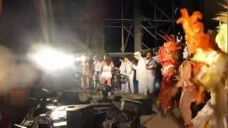 preview picture of video 'Banda La Trybu en Ramallo enero 2013 by Renata-twist'