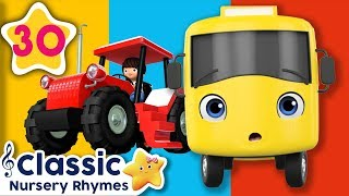 Download Video Wheels On The Bus | BRAND NEW | +More Classic Nursery Rhymes | Little Baby Bum MP3 3GP MP4