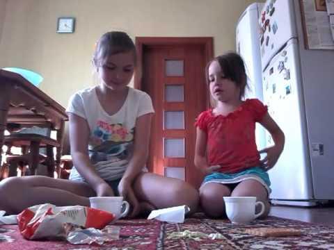 Засветы девочек на youtube: Челендж