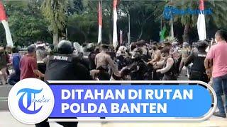 Brigadir NP, Oknum Polisi yang Banting Mahasiswa Ditahan di Rutan Khusus Polda Banten