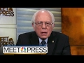 Bernie Sanders Full Interview: President Trump Is A 'Pathological Liar' | Meet The Press | NBC News